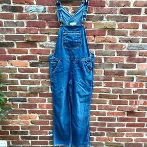 OLD NAVY Women's Denim Bib Carpenter Overalls